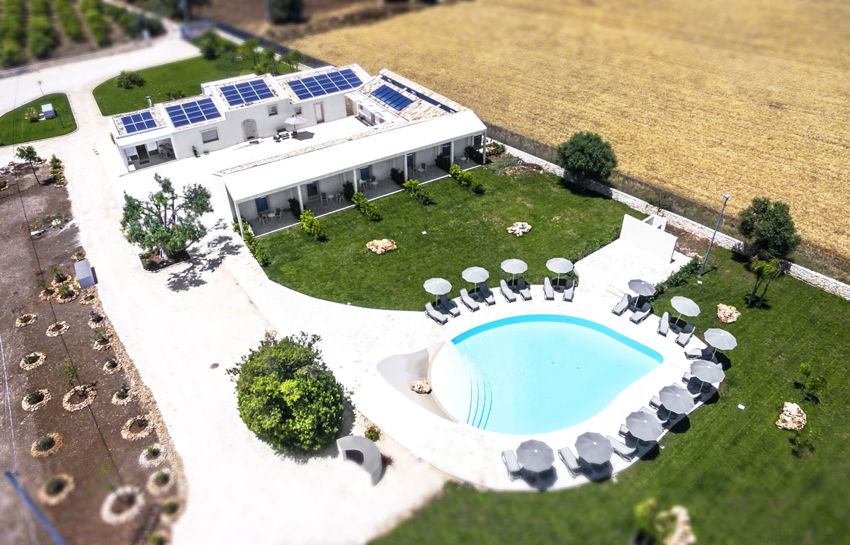 Addauro Resort Siracusa - Aerea