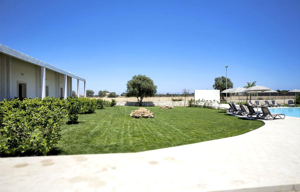 Addauro Resort Siracusa - Giardino