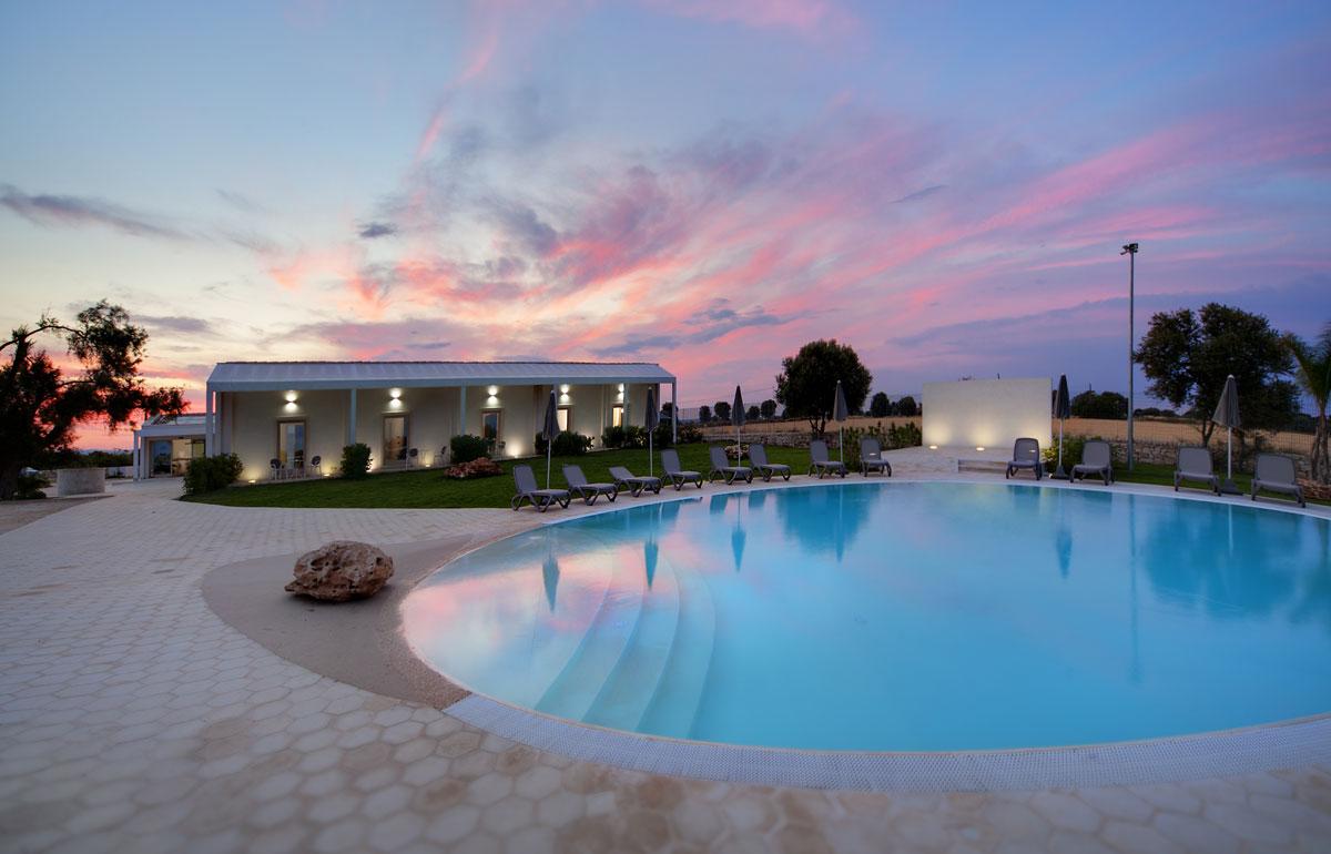 Addauro Resort Siracusa - Piscina