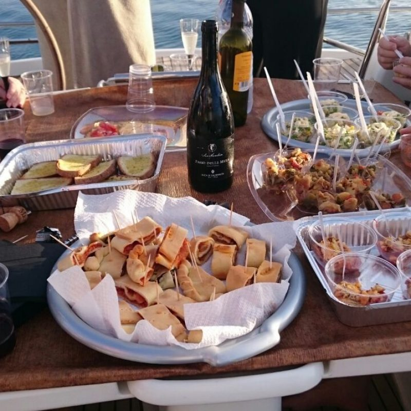 Crociera Escursioni Siracusa Barca